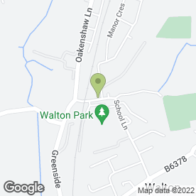 Map of En Route Hair & Beauty in Walton, Wakefield, west yorkshire