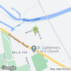 Map of House & Pet Sitters International in Wakefield, west yorkshire
