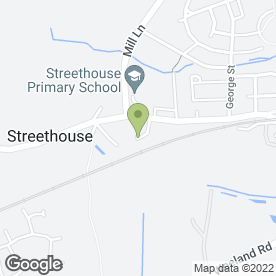 Map of Easy Access in Streethouse, Pontefract, west yorkshire