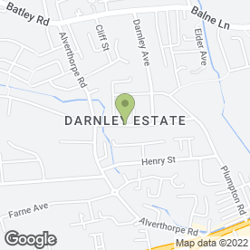Map of Wakefield Pet Care in Wakefield, west yorkshire
