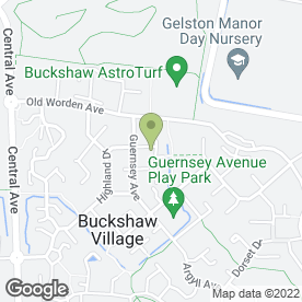 Map of A1 Electrical Services in Buckshaw Village, Chorley, lancashire