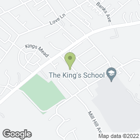 Map of TJ's Driving School in Pontefract, west yorkshire