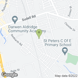 Map of Tyldesley Tyres & Exhausts Ltd in Tyldesley, Manchester, lancashire
