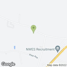 Map of Swat Access Ltd in Hoole, Preston, lancashire