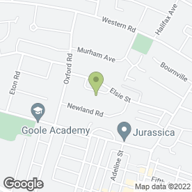 Map of John's Taxis in Goole, north humberside