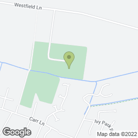 Map of Westfield Park Nursing Home in Hook, Goole, north humberside