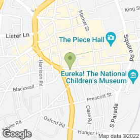 Map of Dixy Chicken in Halifax, west yorkshire