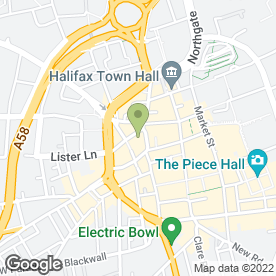 Map of Switalskis Solicitors in Halifax, west yorkshire