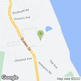 Map of Baxter Media in Withernsea, north humberside