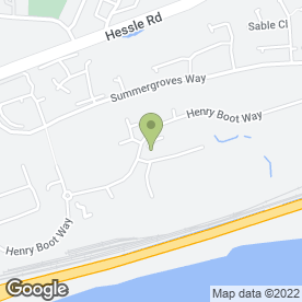 Map of R E S & Sons Ltd in Hull, north humberside