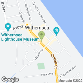 Map of MacNamara Moore & Shore in Withernsea, north humberside