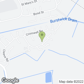 Map of BR Joinery in Hedon, Hull, north humberside