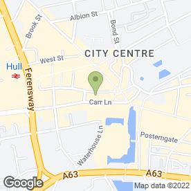 Map of Looking Good in Hull, north humberside