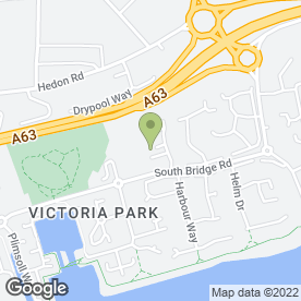 Map of AM:pM Locksmiths in Hull, north humberside