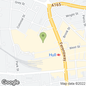 Map of Phones 4u in Hull, north humberside