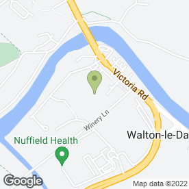 Map of Hardwood Flooring in Walton-le-Dale, Preston, lancashire
