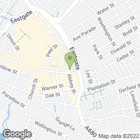 Map of Acorn Steiner Parent & Toddler Group in Accrington, lancashire