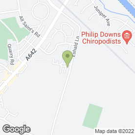 Map of Made-It.org in Woodlesford, Leeds, west yorkshire