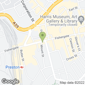 Map of Carphone Warehouse in Preston, lancashire