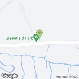 Map of Greenmount Caravan Storage in Freckleton, Preston, lancashire