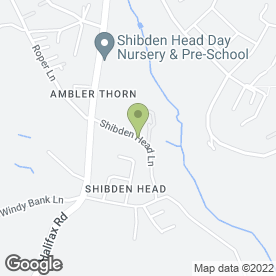 Map of Martin Willmer Flooring in Ambler Thorn, Queensbury, west yorkshire