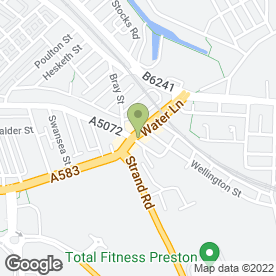 Map of Cartridge World Preston in Ashton-on-Ribble, Preston, lancashire