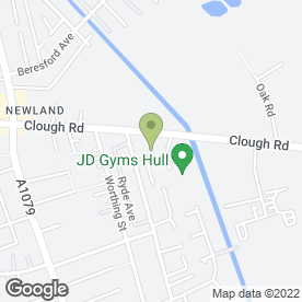 Map of Trojan Garage & Mot Testing in Hull, north humberside