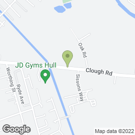 Map of Home Design in Hull, north humberside