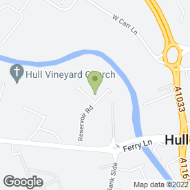 Map of Trade Priced Underlay & Accessories in Hull, north humberside