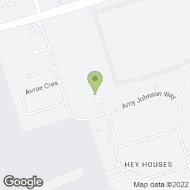 Map of Wilsons Kitchens & Bedrooms in Blackpool, lancashire