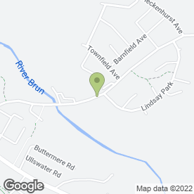 Map of A1 Plumbing & Heating (Burnley) Ltd in Burnley, lancashire