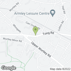 Map of ADM Car Audio in Leeds, west yorkshire