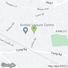 Map of Tai Jutsu Leeds Martial Art Clubs in Leeds, west yorkshire