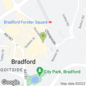 Map of Switalskis Solicitors in Bradford, west yorkshire