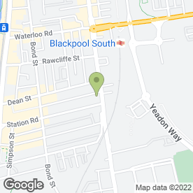 Map of Autofix in Blackpool, lancashire