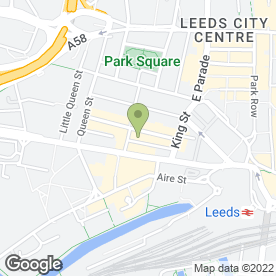 Map of Cristianos Laser Clinic in Leeds, west yorkshire