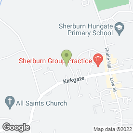 Map of Ladies Day in Sherburn In Elmet, Leeds, west yorkshire