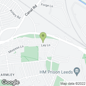 Map of First Choice Drive & Patio in Leeds, west yorkshire