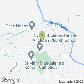 Map of Drs McDevitt, Robertson, Craig, Maudsley, Doherty & Mervin in Burnley, lancashire