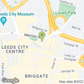 Map of Dixy Chicken in Leeds, west yorkshire