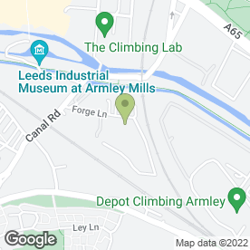 Map of Yorkshire Metal Traders Ltd in Leeds, west yorkshire