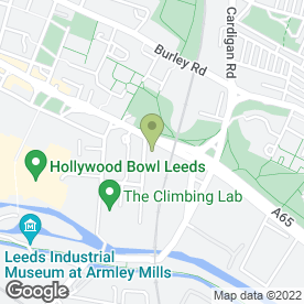 Map of Machine Mart Ltd in Leeds, west yorkshire