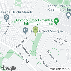 Map of Swiss Cottage Antiques in Leeds, west yorkshire