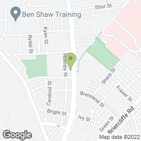 Map of S2S Computers Ltd in Burnley, lancashire