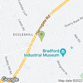 Map of Car Medic in Eccleshill, Bradford, west yorkshire
