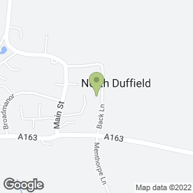 Map of 1st Call Locksmiths in North Duffield, Selby, north yorkshire