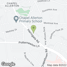 Map of Pizza Hut (UK) Ltd in Leeds, west yorkshire