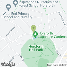Map of M S B Aerials in Horsforth, Leeds, west yorkshire