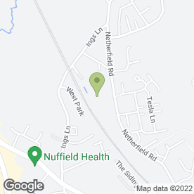 Map of Face West Ltd in Guiseley, Leeds, west yorkshire