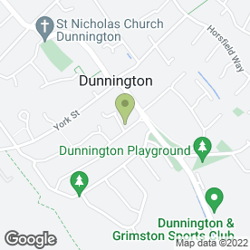 Map of Party Pieces (York) in Dunnington, York, north yorkshire